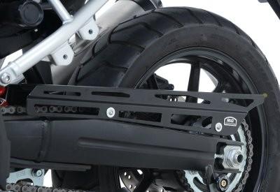 Alu Kettenschutz, schwarz, Suzuki DL1000 V-Strom '14-