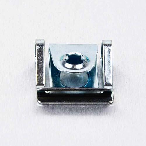 6mm Aufschieb Gegenstück für 1/4 Schnellspanner