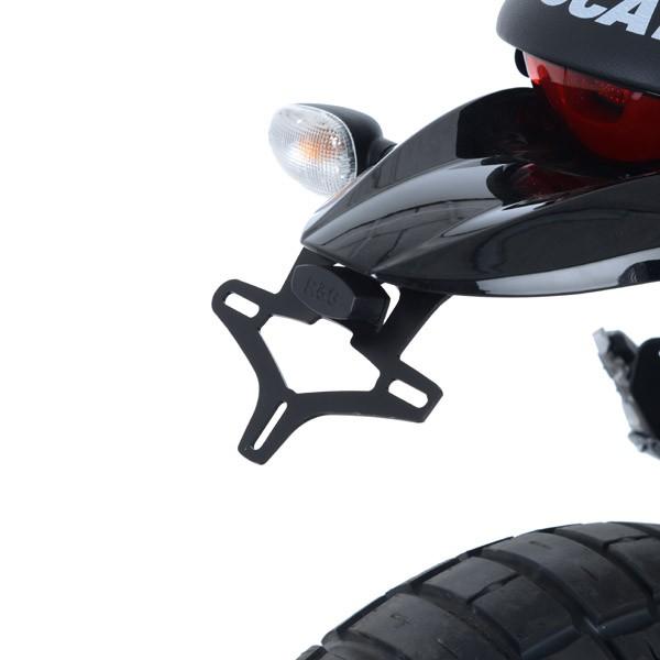 R&G Kennzeichenhalter - Ducati Desert Sled '18-