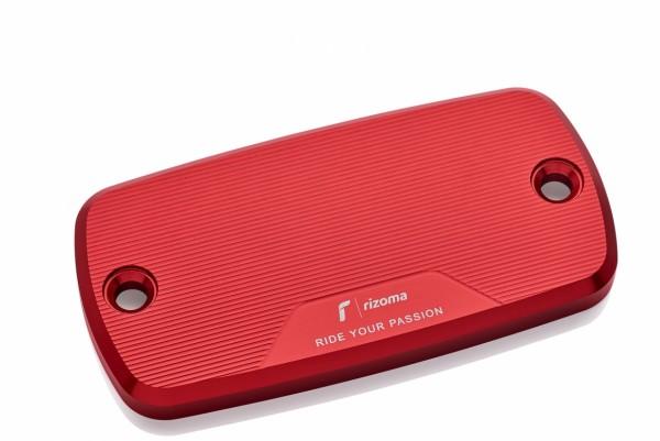 Rizoma Abdeckung für Brems-Ausgleichsbehälter - TP047R - rot