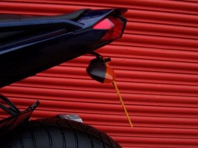 Kennzeichenhalter - Yamaha FZS 1000 Fazer