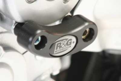 R&G Motorseitendeckel-Protektor - Yamaha FZ 1 N / S / Yamaha FZ 8