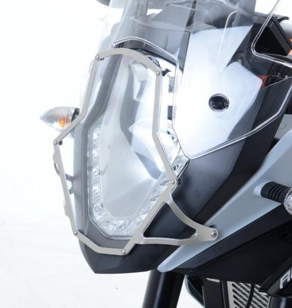 R&G Scheinwerfer Protektor für KTM 1050/1090/1190 Adventure Modelle