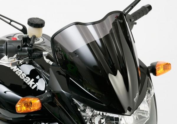 ERMAX Naked-Bike-Scheibe KAWASAKI Z750 Bj. 07-10,  Z750 Bj. 11,  Z750 Bj. 12