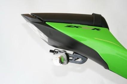 Kennzeichenhalter - Kawasaki ZX 10 R Bj.08-10