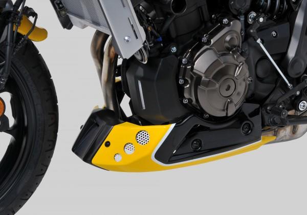 Bugspoiler mit ABE - silber - Yamaha XSR700 (2016-2017)