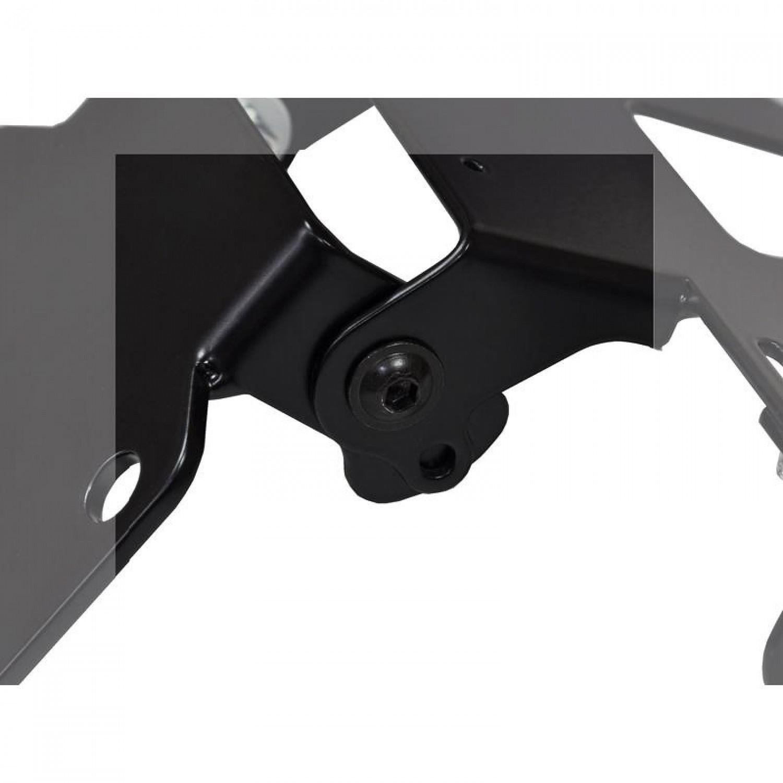 Without Brand FXF-CPJ Kennzeichenhalter LED Gr/ö/ße f/ür Yamaha WR250X WR250R 2010-2017 Motorrad Holder Nummernschildhalter Halterung