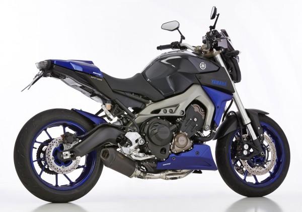Foto zeigt Artikel an Yamaha MT-09.