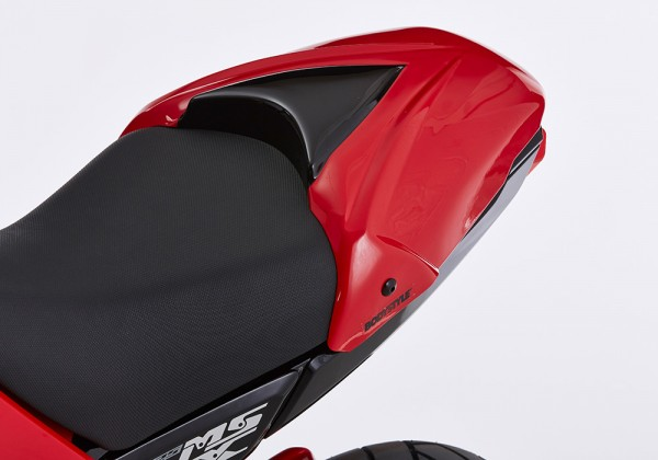 Sitzkeil mit ABE - unlackiert - Honda MSX 125/Grom