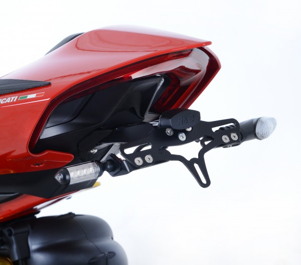 R&G Kennzeichenhalter LP0243BK Ducati Panigale V4, V4S, Speciale Modelle