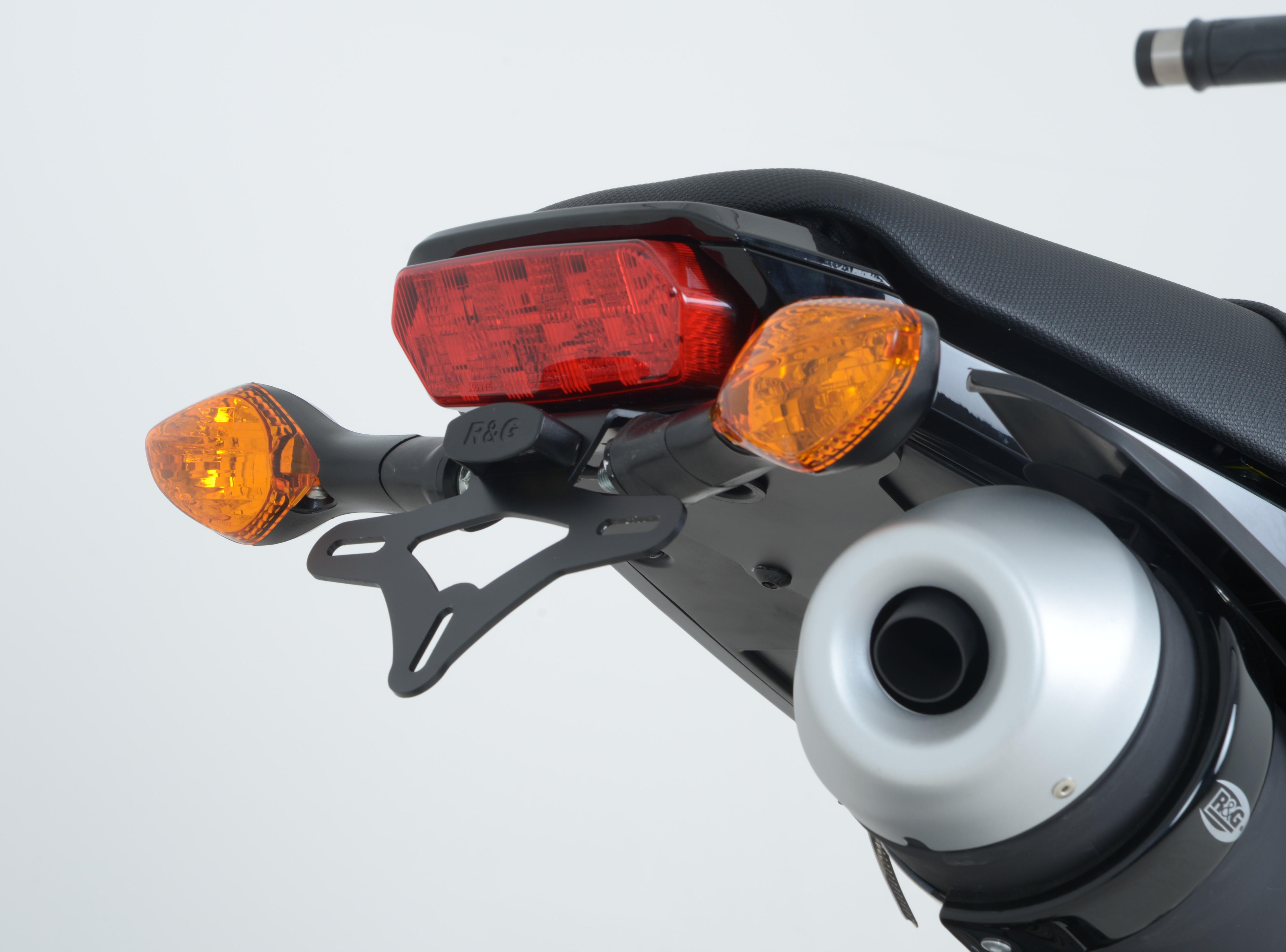 R&G Kennzeichenhalter - Honda MSX 125 | Powerparts Hinz Motorradzubehör