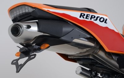 Kennzeichenhalter - Honda CBR 600 RR Fireblade