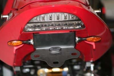 Kennzeichenhalter - Honda CBR 954 RR Fireblade