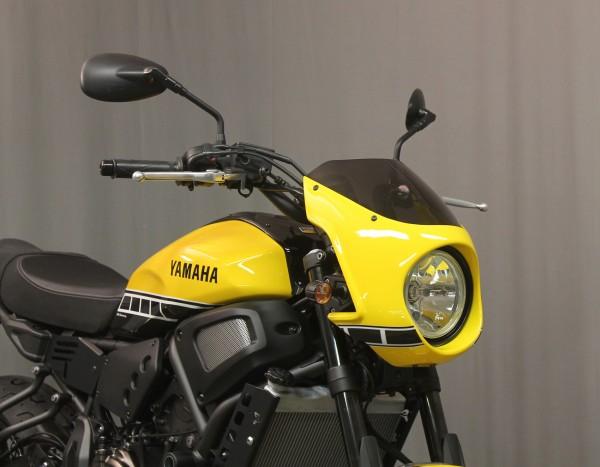 Cockpitverkleidung gelb lackiert Yamaha XSR700
