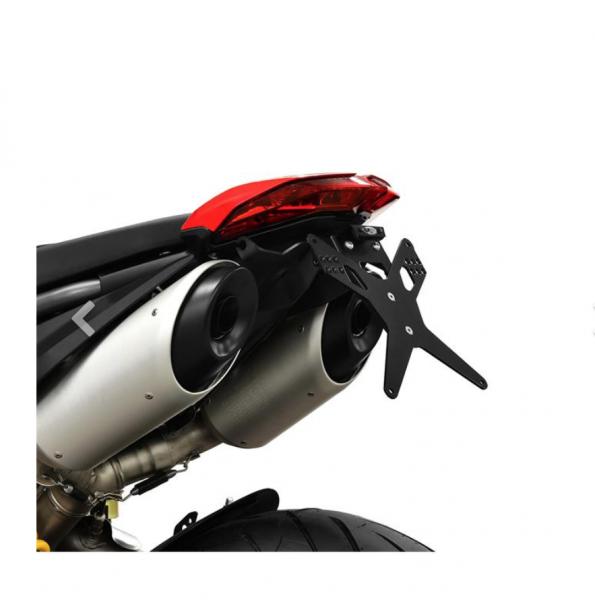 PROTECH Profiline Kennzeichenhalter Ducati Hypermotard 950 Bj.19-