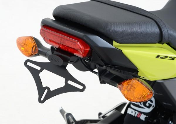 Kennzeichenhalter Honda MSX125 (GROM) '16-, für Originalblinker