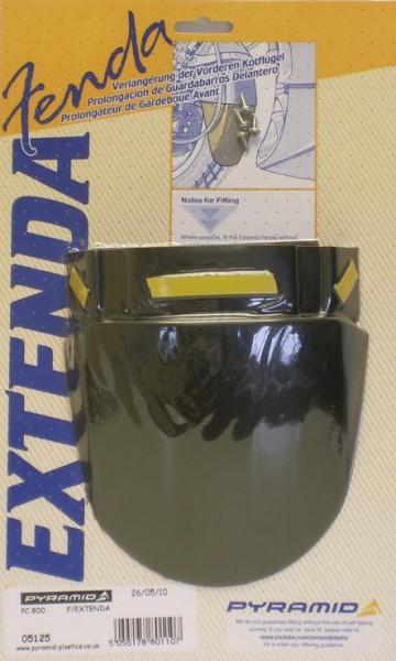 Frontkotflügelverlängerung - Honda PC 800