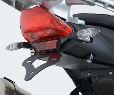 Kennzeichenhalter - BMW F 800 GT (for use without BMW luggage rack bracket)