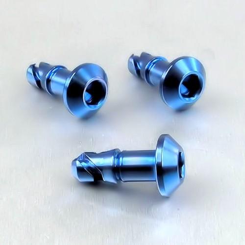 17mm Titan Innensechskant Schnellspanner blau Stk