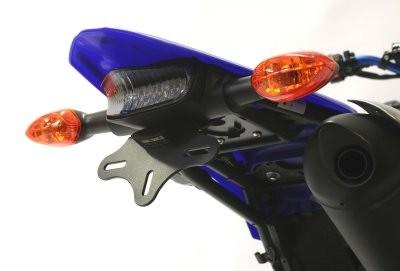 Kennzeichenhalter - Yamaha WR250X '09- und WR250R '12-.