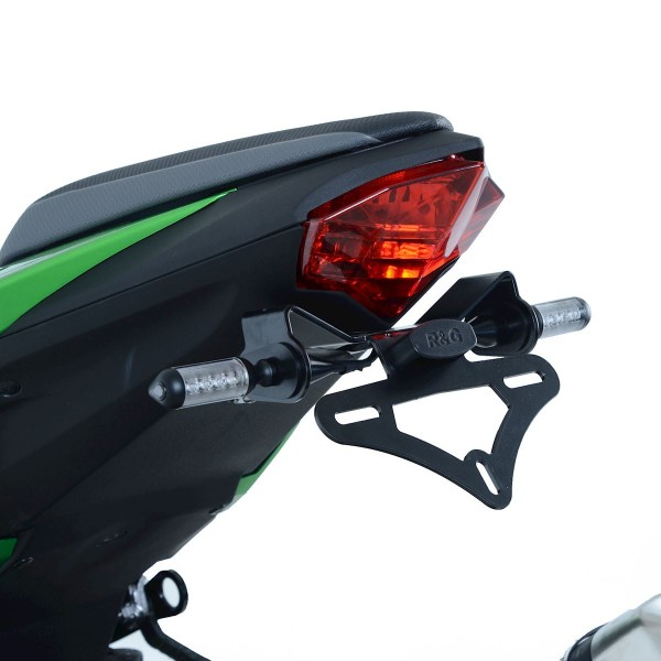 R&G Kennzeichenhalter - Kawasaki Z125 & Ninja 125 '19-