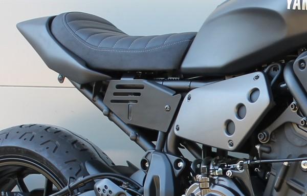 Seitenverkleidungen Aluminium Yamaha XSR700