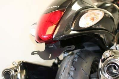 Kennzeichenhalter - Suzuki GSX-R 1300 Hayabusa