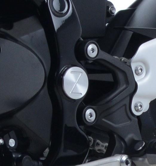 R&G Frame Plug Rahmenstopfen für Kawasaki Z900RS '18- (Rechte Seite/Linke Seite)