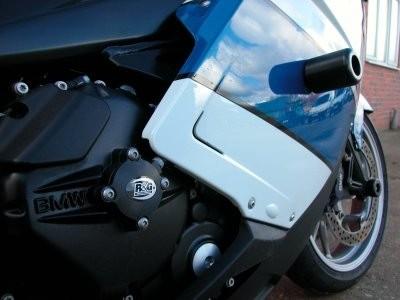 R&G Motorseitendeckel-Protektor - BMW K 1200 R / S / BMW K 1300 R
