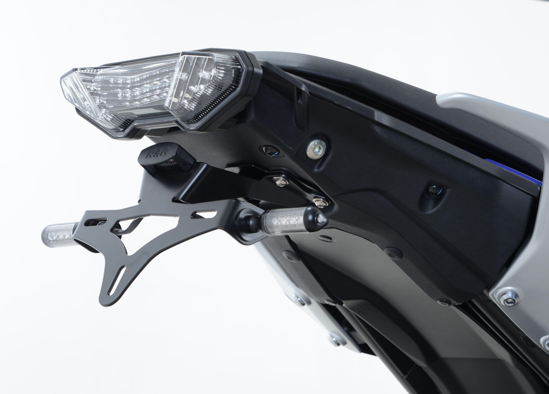 R&G Racing Kennzeichenhalter Yamaha MT-07 Tracer / Tracer 700 \'16 ...