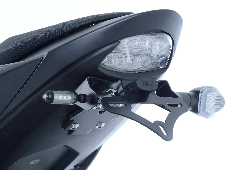 R&G Racing Kennzeichenhalter Suzuki GSX-S750 \'17-   Powerparts Hinz ...