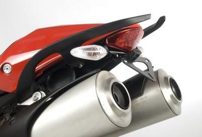 Kennzeichenhalter - Ducati Monster 1100