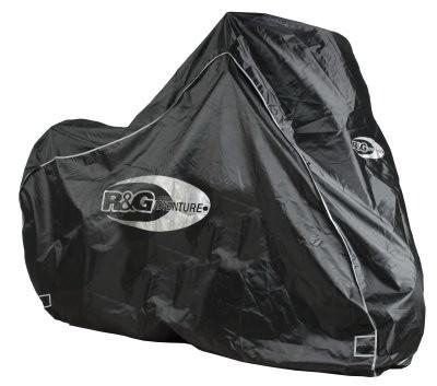 R&G Deluxe Adventure oder Touring Bike Faltgarage, Motorrad Garage