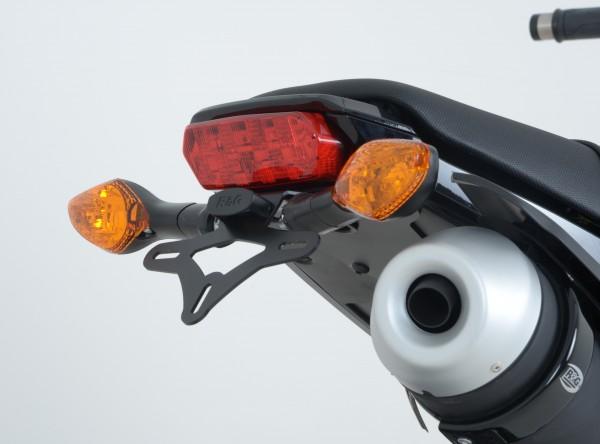 Kennzeichenhalter - Honda MSX 125 - für Originalblinker
