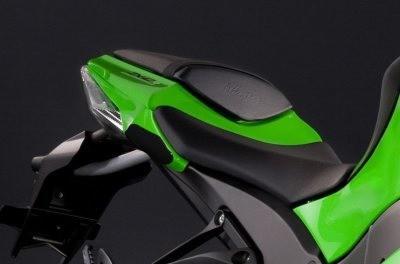 Heck Protektor aus Carbon - Kawasaki ZX 10 R
