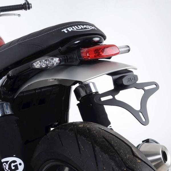 R&G Kennzeichenhalter - Triumph Speed Twin 1200 '19-