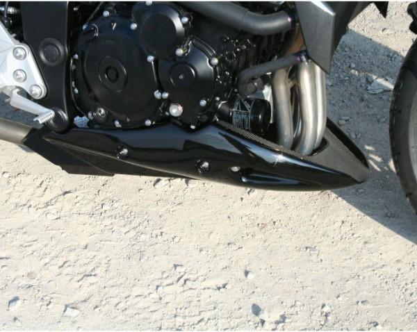 Bugspoiler - schwarz matt - Suzuki GSR 750