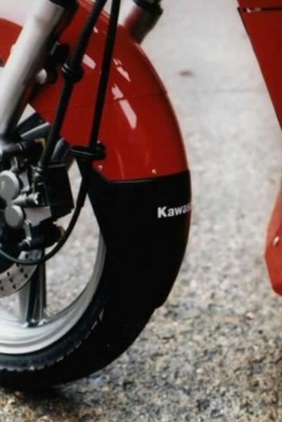 Frontkotflügelverlängerung - Kawasaki ER 5 / GPZ 500
