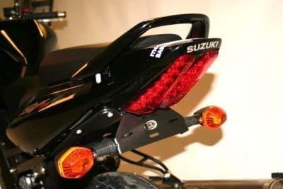 Kennzeichenhalter - Suzuki SV 650