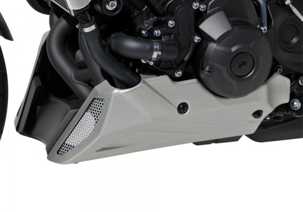 Bugspoiler mit ABE - blau - Yamaha XSR900 (2016-2017)