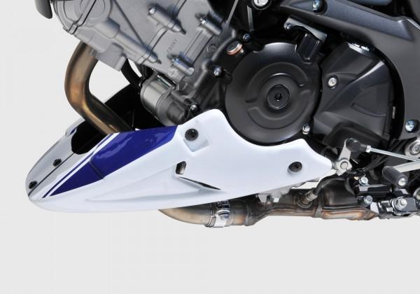 Bugspoiler mit ABE - weiß/blau - Suzuki SV 650 (2016-2017)