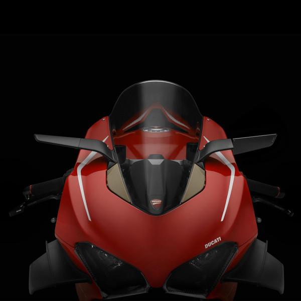 Rizoma Stealth Spiegel Paar Ducati Panigale V4 1100 (2018 - 19)
