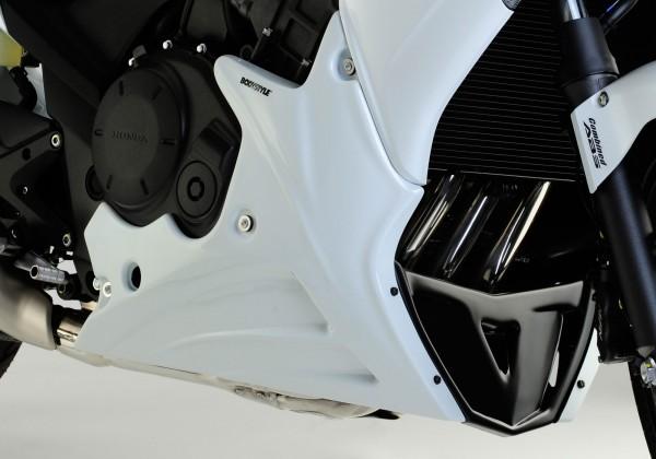 Unterteilverkleidung - silber - Honda CBF1000F (2012-2016)