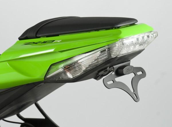 Kennzeichenhalter - Kawasaki ZX 10-R Bj.11-15