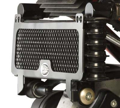 R&G Kühlerprotektor - Ducati Hypermotard 796 / 1100 (keine EVO)