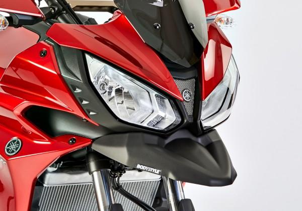 Schnabelverlängerung - schwarz-matt - Yamaha Tracer 700 (2016-2017)