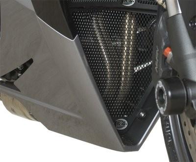 R&G Racing Krümmerprotektor unten Triumph Daytona 675 Bj.13-
