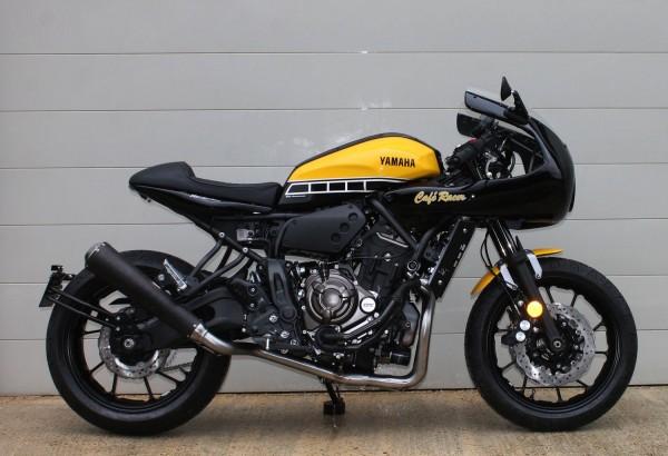 Speed Heck passend für Yamaha XSR700