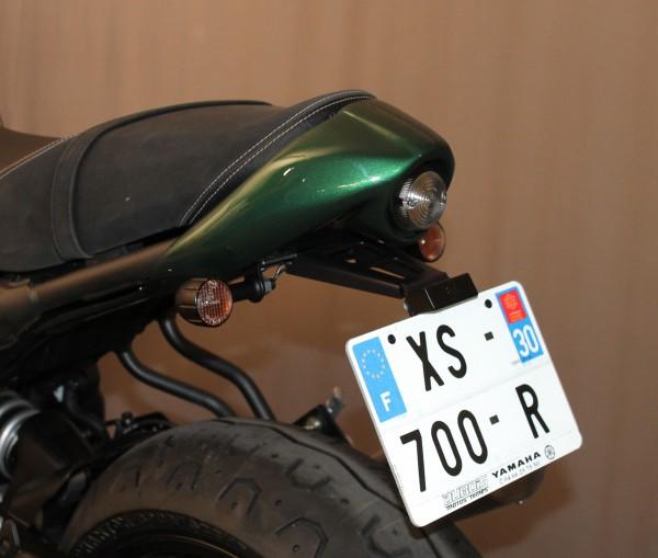 Heckverkleidung Mit Kennzeichenhalter Und LED Licht Yamaha XSR700