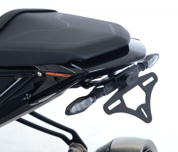 Kennzeichenhalter - KTM 1290 Super Duke R '17-